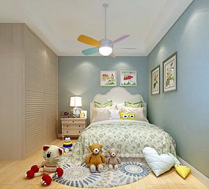 二胎时代到来,您家的儿童房准备好了吗?