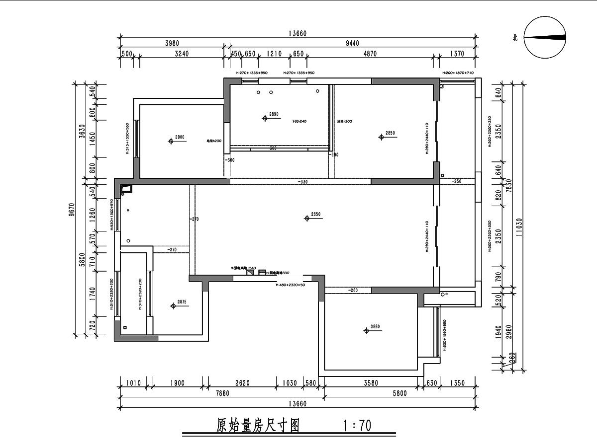 寰宇天下现代简约137平米四室二厅一厨二卫装修设计理念