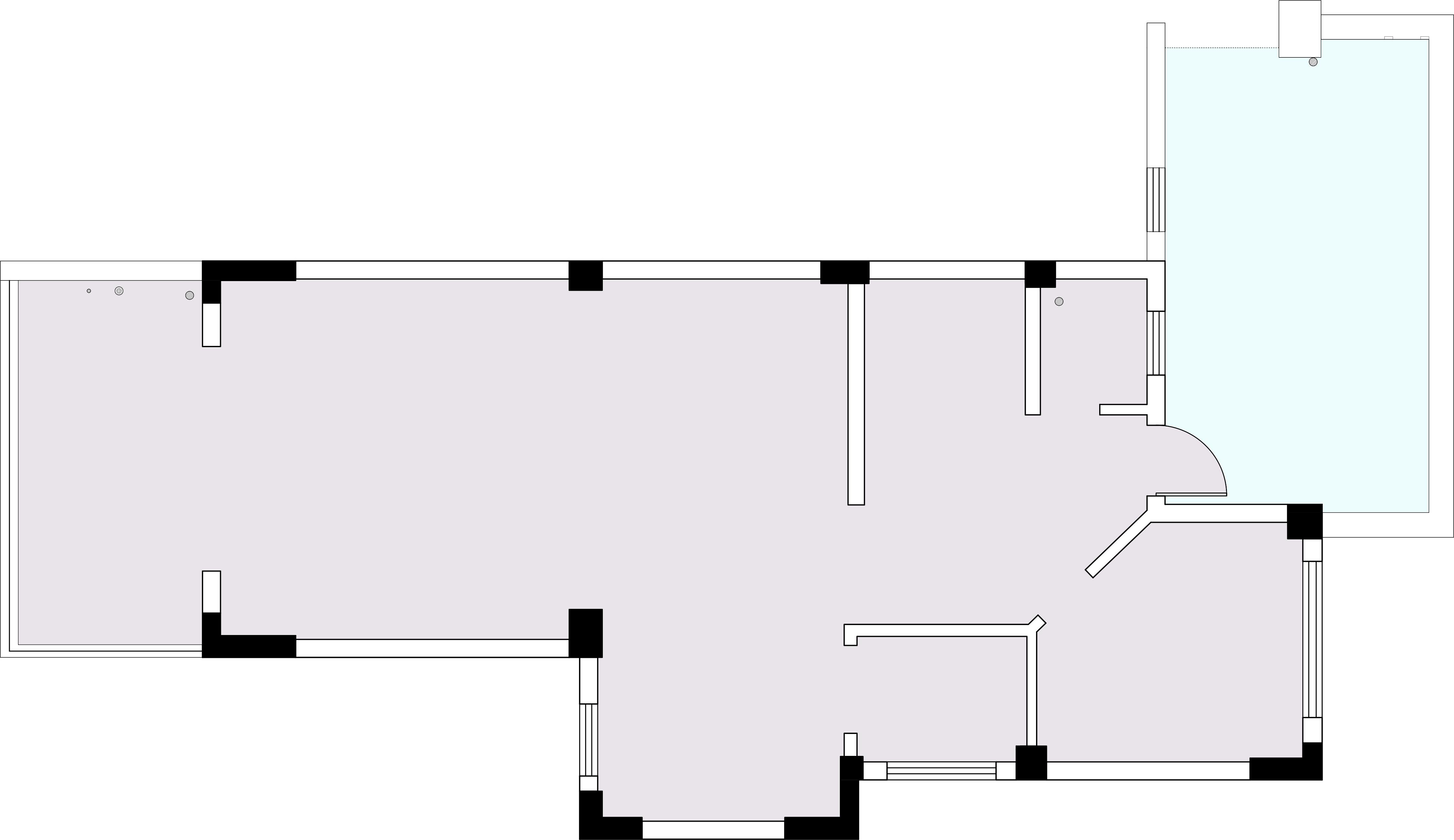 昆明临安盛世巅峰280平米新中式装修风格效果图装修设计理念