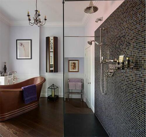 卫生间铺马赛克瓷砖4点注意事项