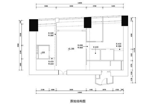 东海国际花园150平米-新中式装修设计理念