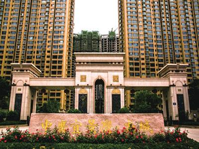 中广宜景湾尚城小区-180平米-简美作风四居室极速PK10方案网页案例结果图