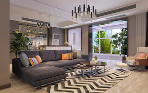 130平米房子装修什么风格显宽敞?现代简约风格是首选!