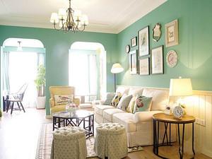别墅室内装修设计,从中规划装修污染的问题