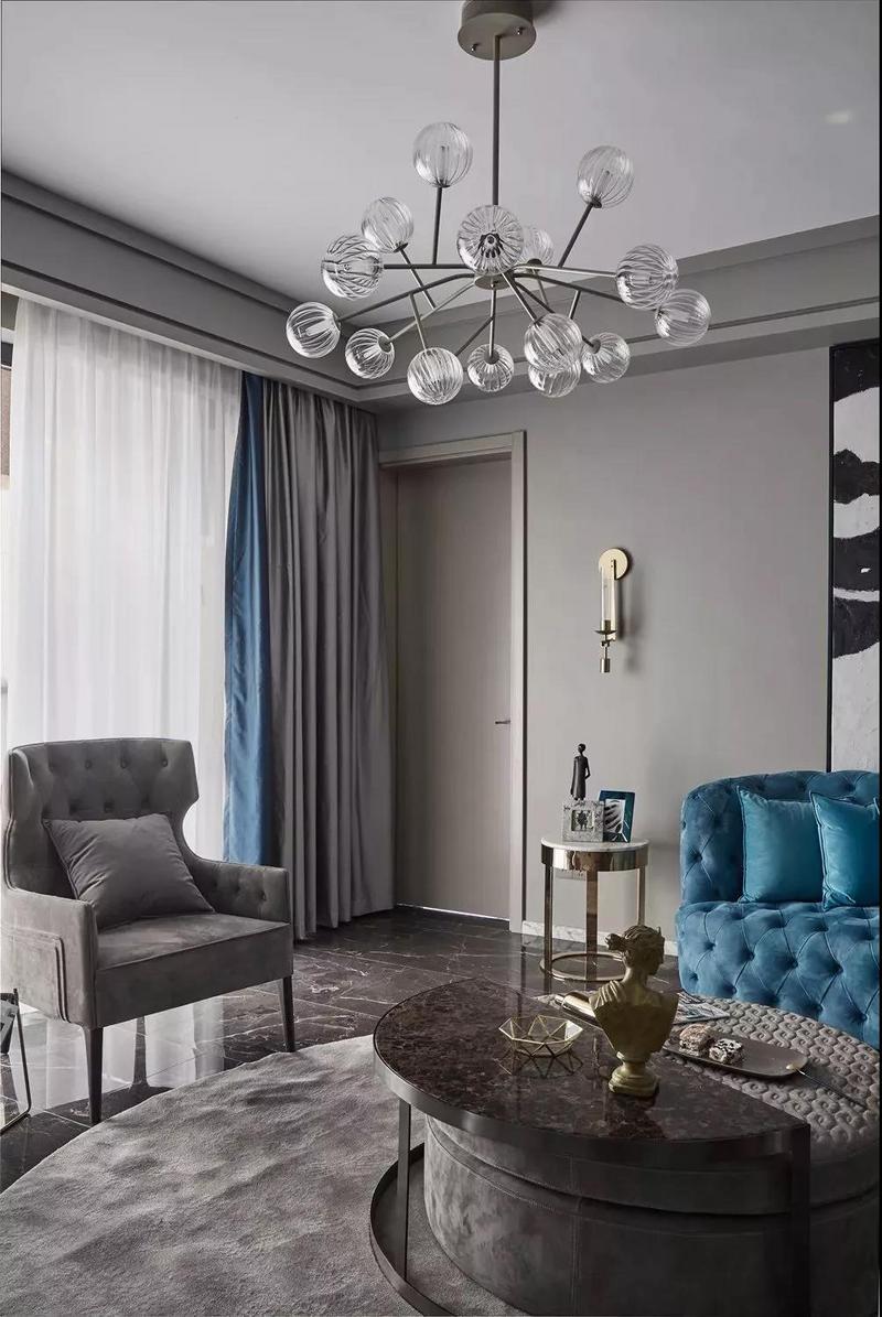高级灰+蓝色,最优雅的组合,极美!插图(4)
