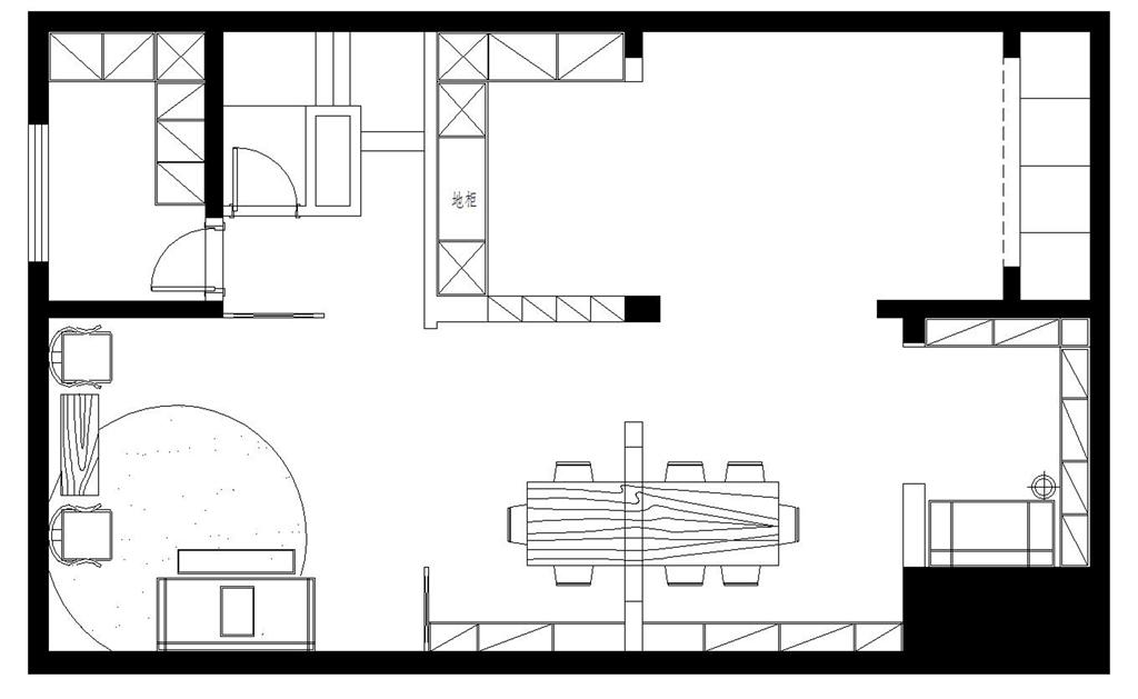 栎墅-新中式风格-270平米装修设计理念