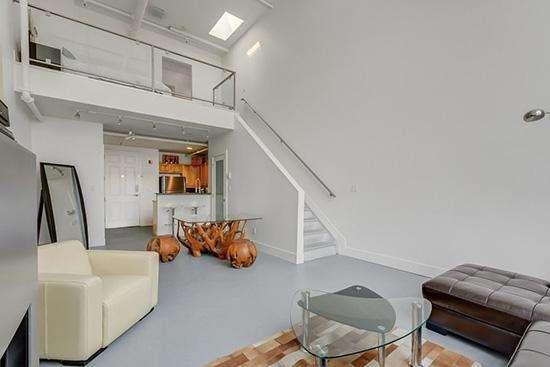 顶楼带阁楼装修效果图 空间收纳大大增加