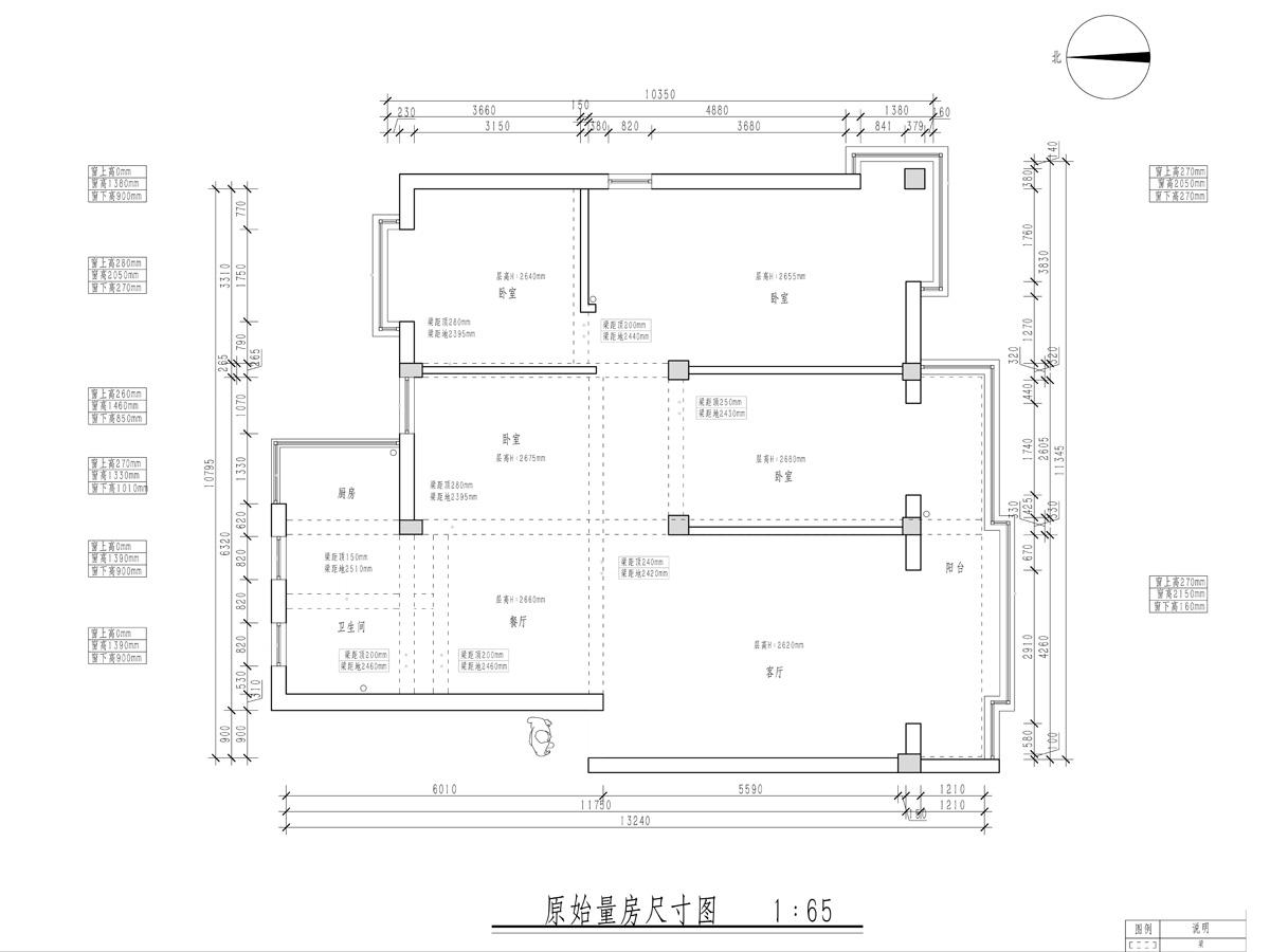 日月星城北欧130平米四室二厅一厨二卫装修设计理念