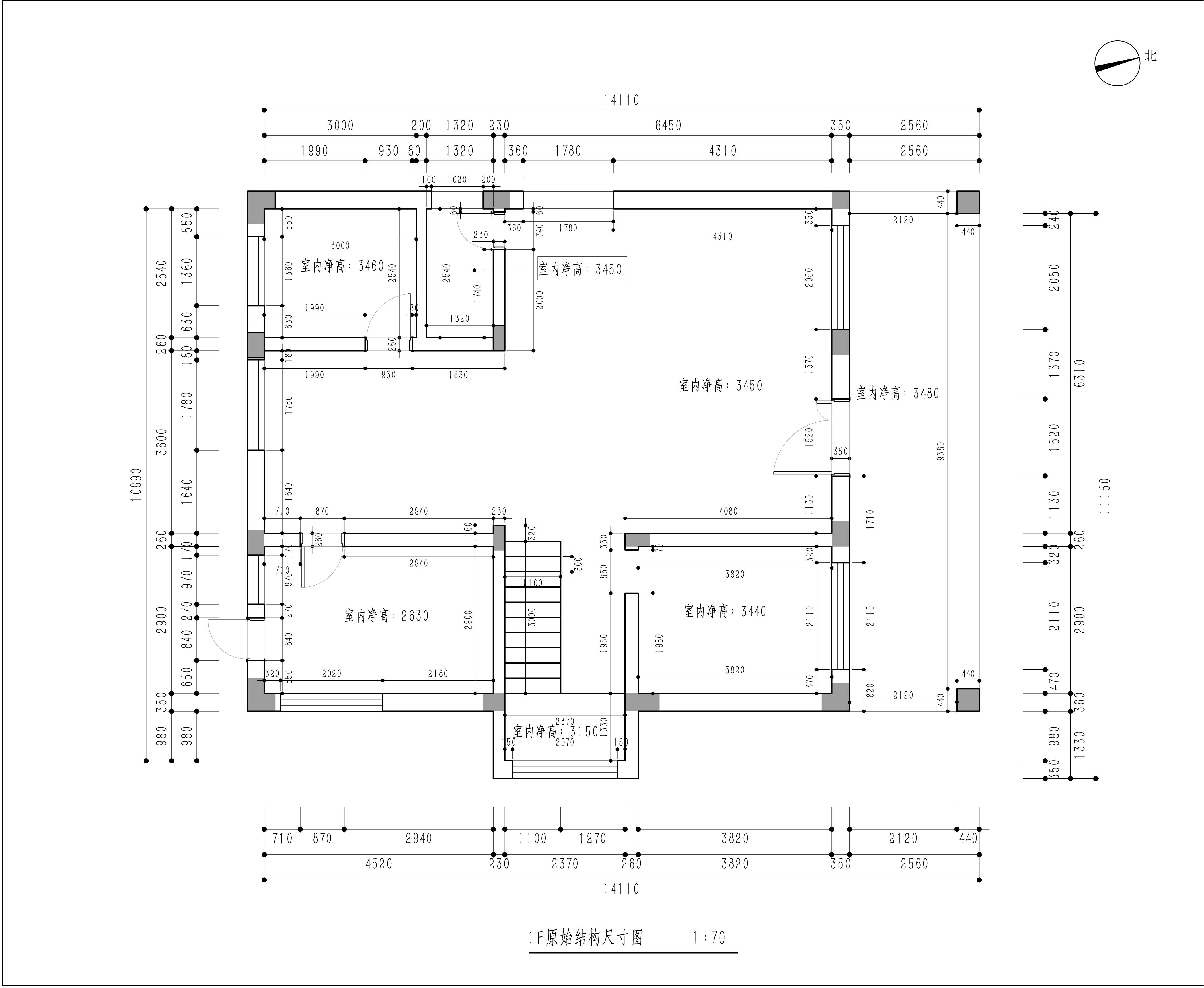龙泉别墅-现代轻奢风格-547㎡-别墅装修效果图装修设计理念