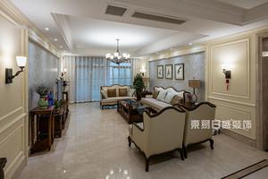 美式风格装修设计中家具如何合理搭配