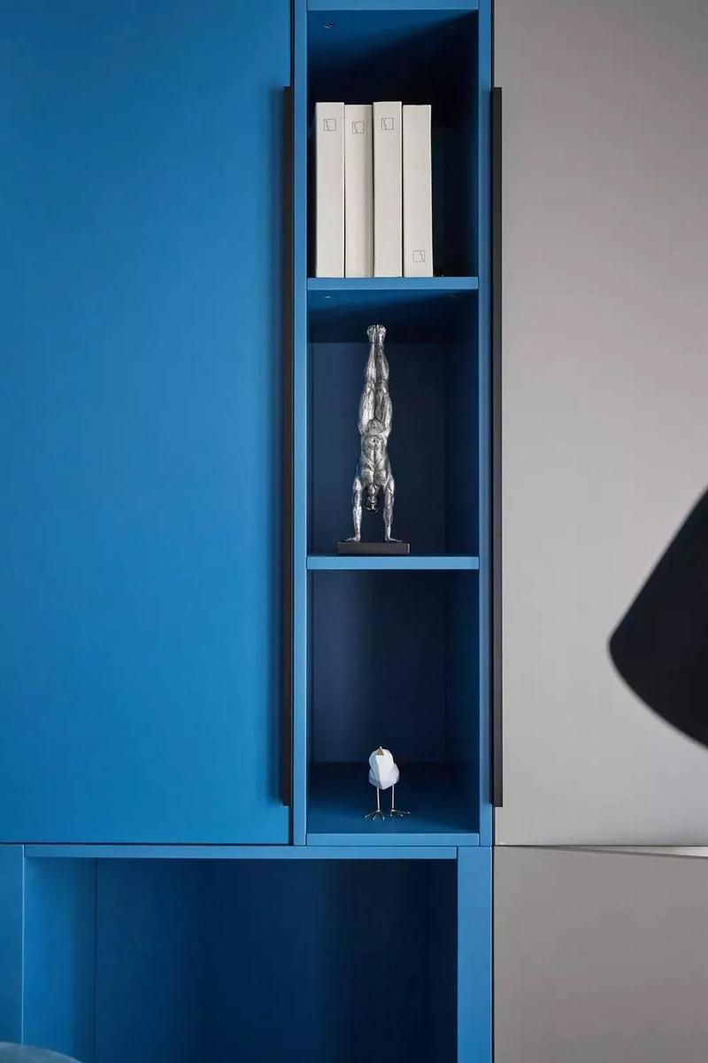 高级灰+蓝色,最优雅的组合,极美!插图(9)
