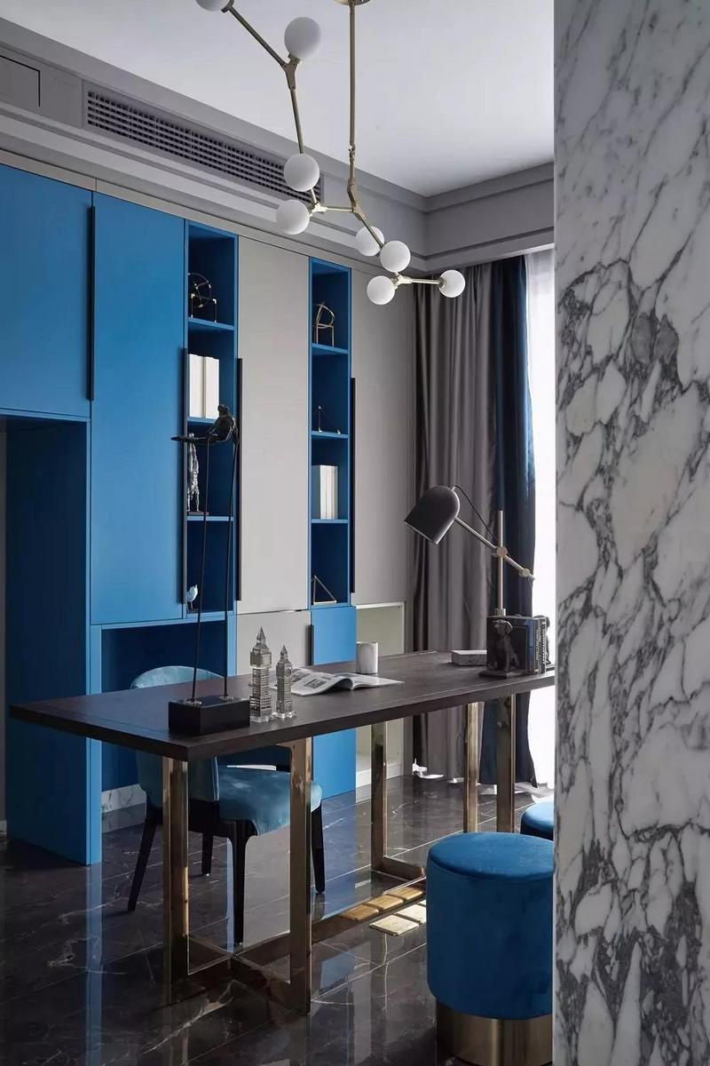 高级灰+蓝色,最优雅的组合,极美!插图(10)