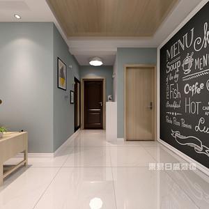 别墅的走廊该如何做些花样装饰设计?