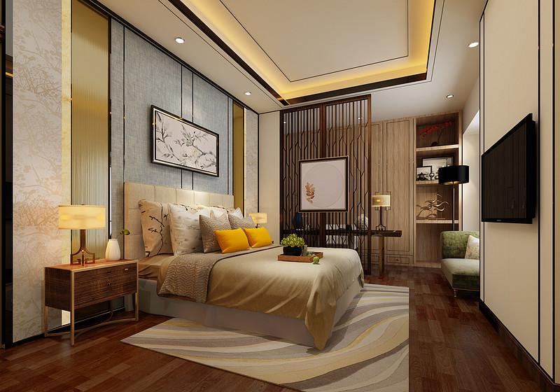 卧室墙壁装饰技巧