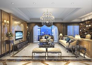 深圳装修公司客厅装修效果图,你最喜欢哪个?