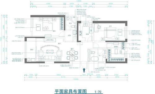 顶琇国际城简欧风格装修效果图装修设计理念