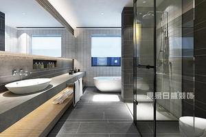 卫生间装修攻略:空间不足,创意来补