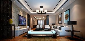 无锡室内装修中电视摆放位置的布局讲究