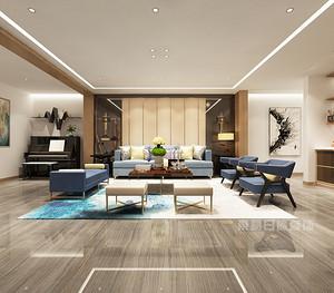 深圳四房两厅装修风格大曝光,300平米装现代简约你觉得美吗?