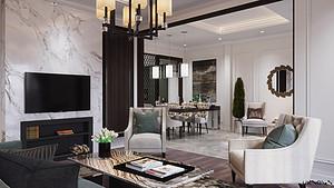 大连装修打造完美客厅真的很难吗?
