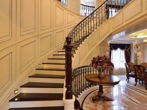 别墅楼梯设计有哪些注意事项?