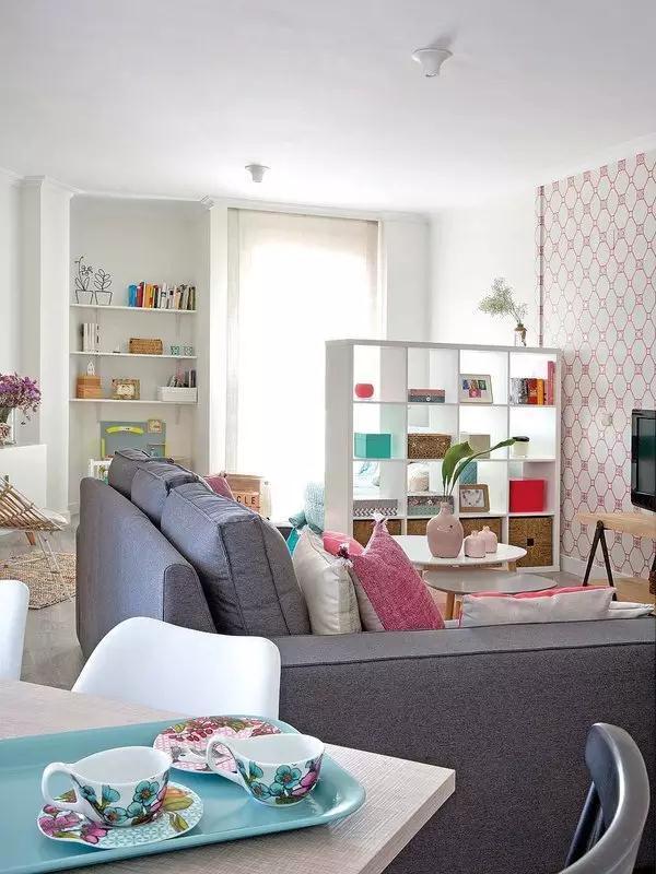 糖果小屋:客厅