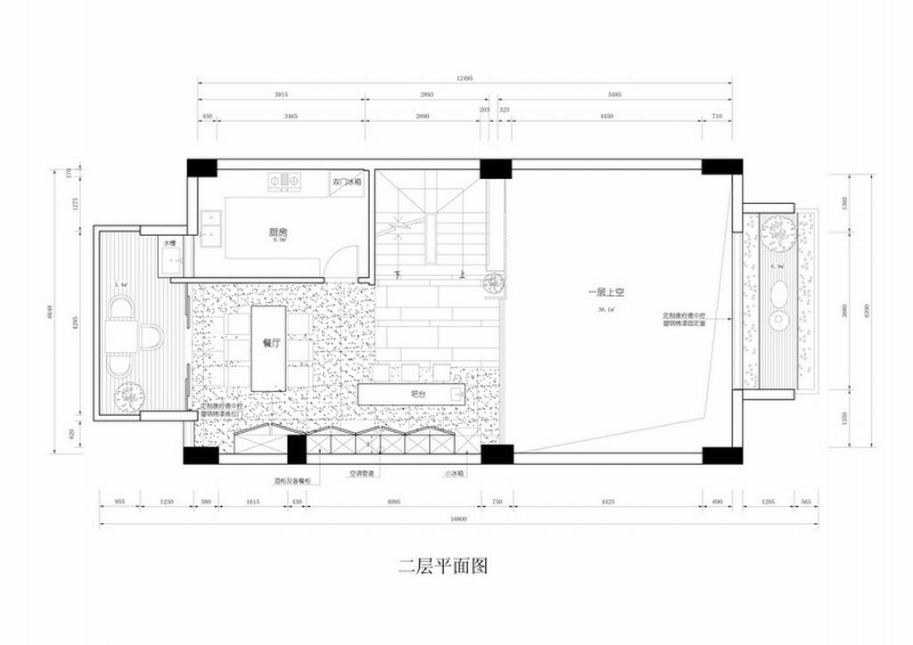 顺园别墅-北欧现代-400平米装修设计理念
