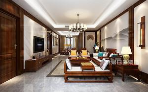 三室二厅装修效果图,俏皮中彰显个性,古朴中带着素雅!