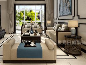 北京家装客厅的装饰准则是什么