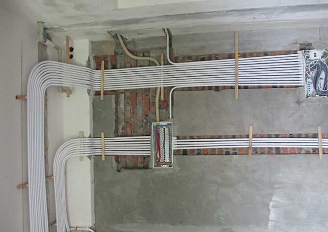 家装水电验收,水电验收,重庆东易日盛