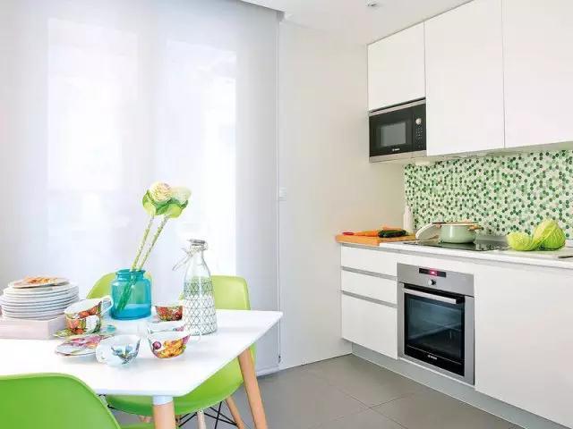 糖果小屋:厨房设计