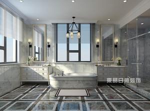 武汉新房装修卫生间用什么颜色装修会好看?