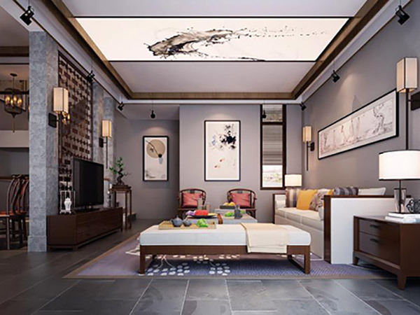 客厅沙发的4种摆放解决你的装饰
