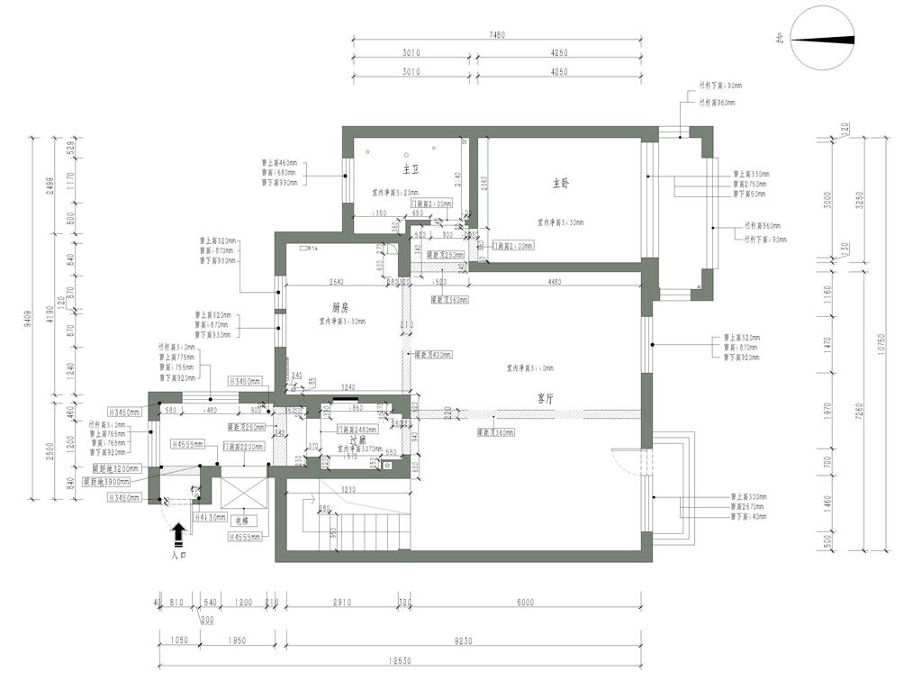 红星海领墅-新中式-300平装修设计理念