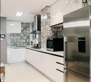 厨房装修之橱柜的材质种类