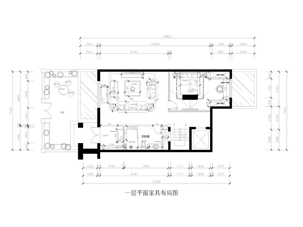 首创禧瑞墅-简欧轻奢风格-400㎡装修设计理念