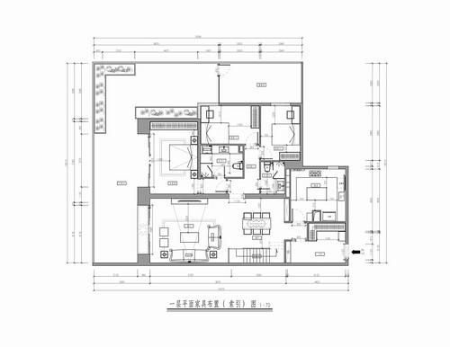 朗琴园-美式-250平米装修设计理念