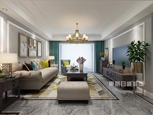 140平米简美装修设计方案,温馨舒适的家居生活