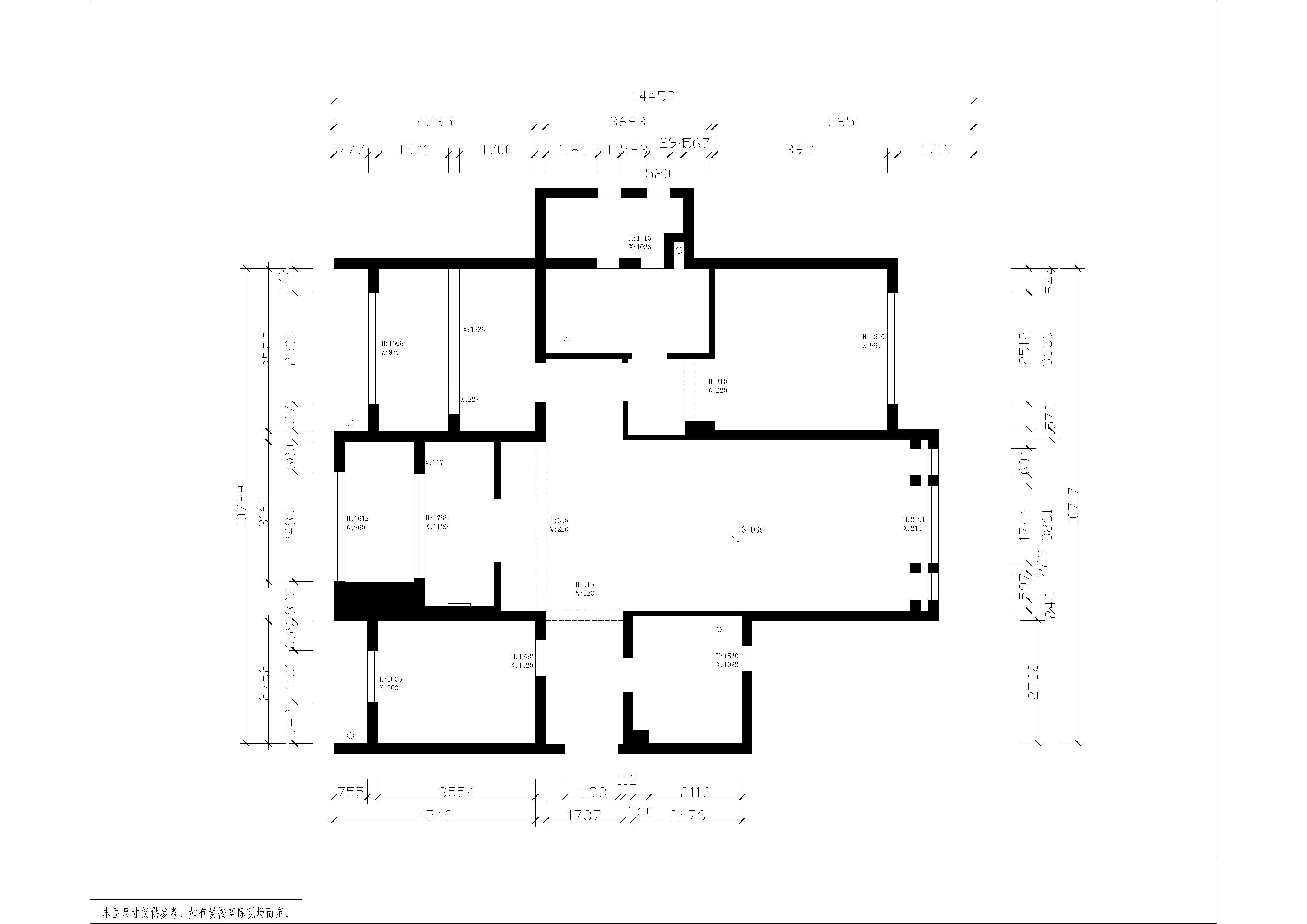 秀月麒林-现代简约-131平装修设计理念
