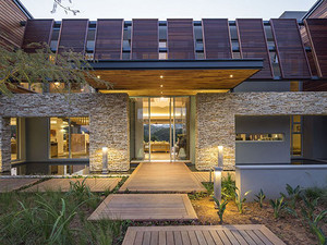 33个把自然材料和手工设计融入生态家园的室内装饰理念