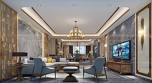 锦绣山河观园超大平层:别出心裁的装饰设计,送你一个尊贵的家