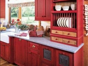 厨房空间巧装修 收纳空间够充足
