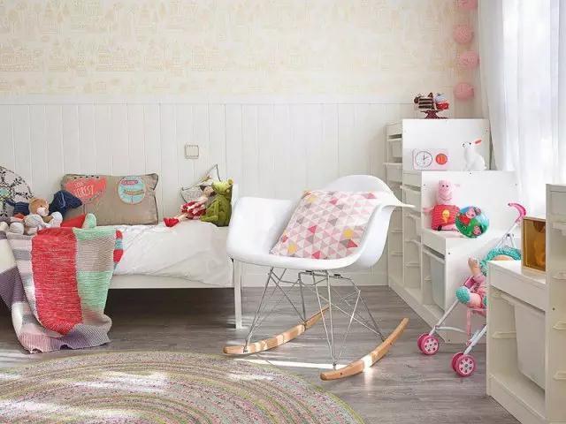 糖果小屋:儿童房