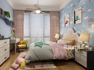 儿童房装修安全10要点,打造健康儿童房