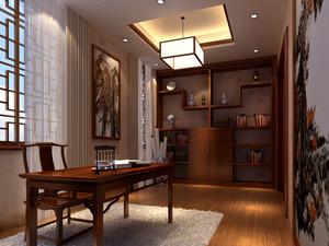 新中式书房,让人精心修身的地方