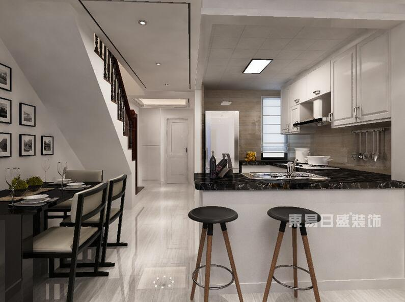 家居吧台台面怎么设计更有趣和实用