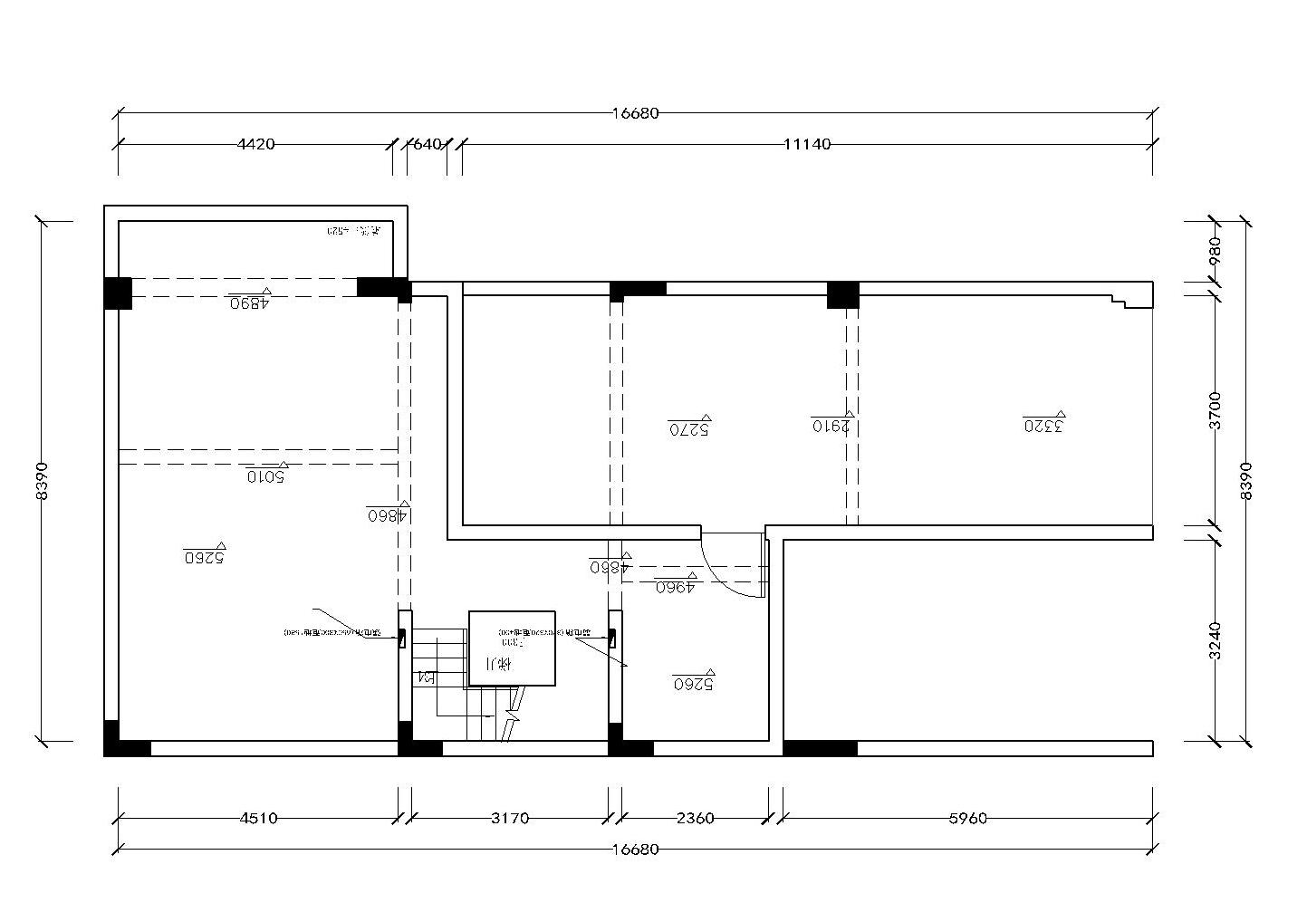 湖山源著-310平米-中式风格-别墅装修案例效果图装修设计理念