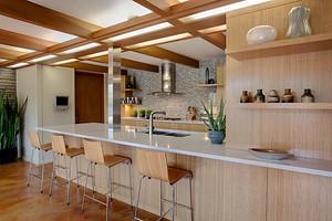 开放式厨房风水禁忌,开放式厨房风水注意事项