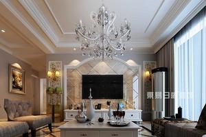 客厅电视背景墙装修 打造精致家居空间