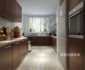 家居厨房装饰如何保持橱柜周边物品井然有条
